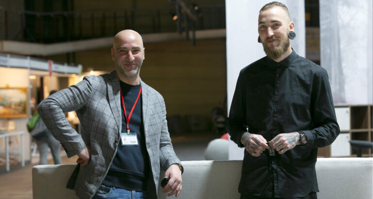 Talking furniture with master craftsman Andris Susts